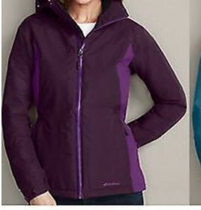 Eddie Bauer Womens Snowline Insulated Jacket - XS